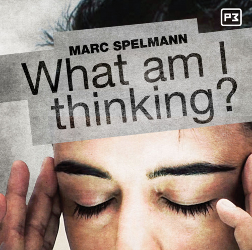 What am I thinking? by Marc Spelmann Instant Download