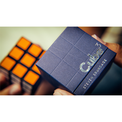 where can i buy the best attitude cheap Cube 3 By Steven Brundage