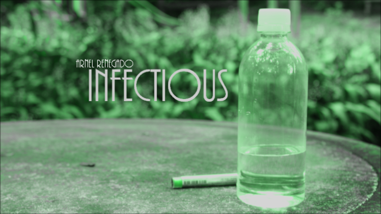 INFECTIOUS by Arnel Renegado and RMC tricks Instant Download