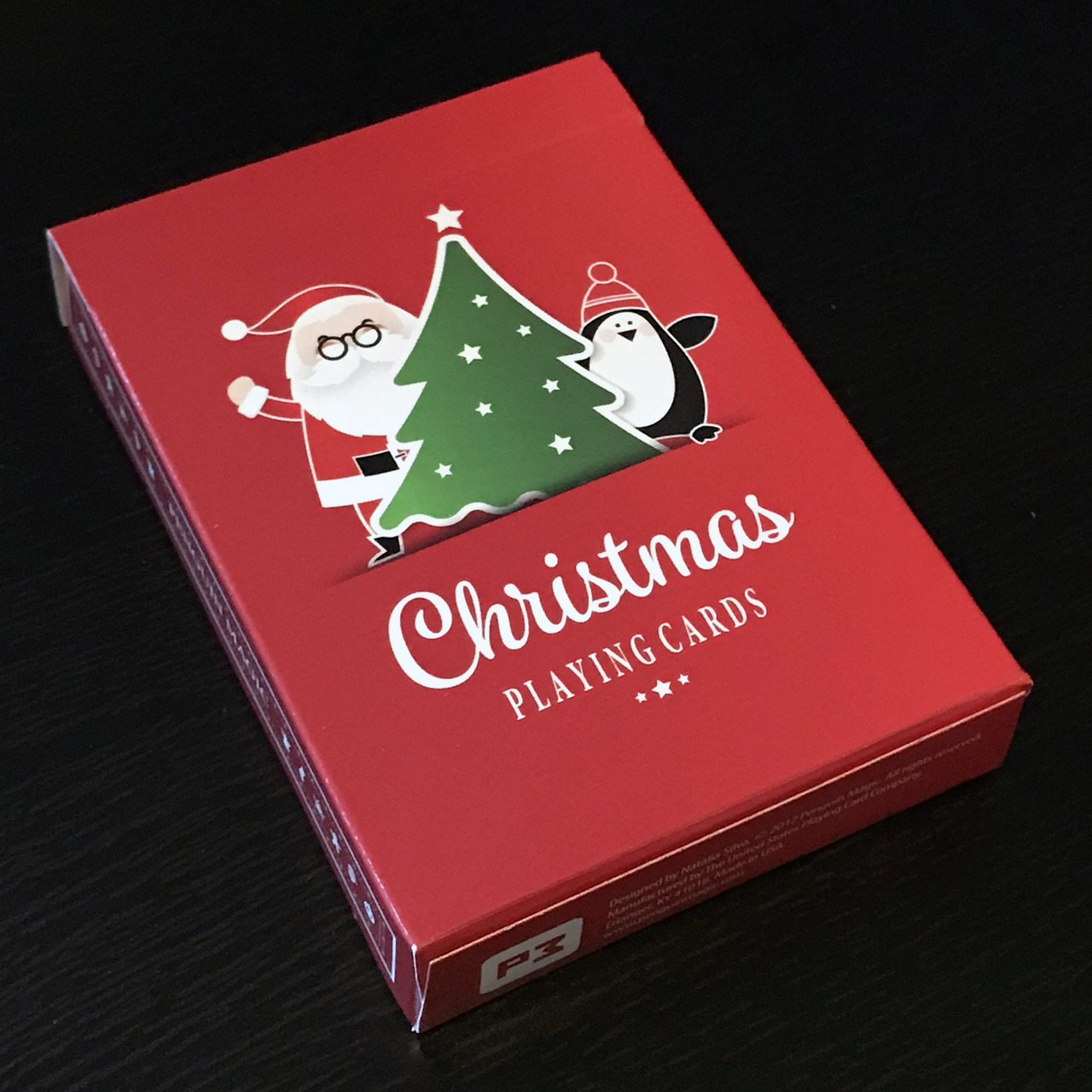 Single At Christmas.Christmas By Natalia Silva Single Deck