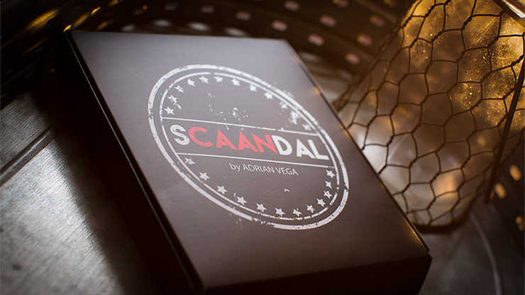 SCAANDAL by Adrian Vega (Online Instructions and Gimmick)