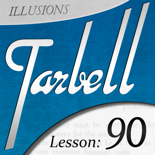 Tarbell 90: Illusions by Dan Harlan Instant Download