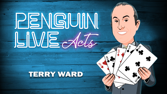 Terry Ward LIVE ACT Instant Download