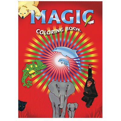 910 The Coloring Book Of Magic Free Images