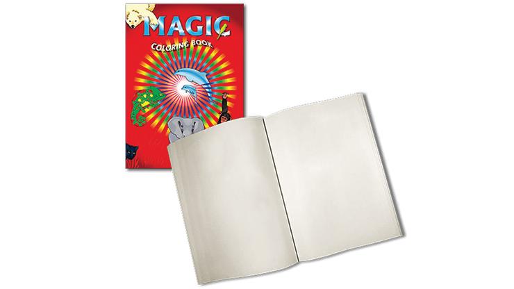 - Magic Coloring Book (Blank Pages) By Vincenzo Di Fatta Magic
