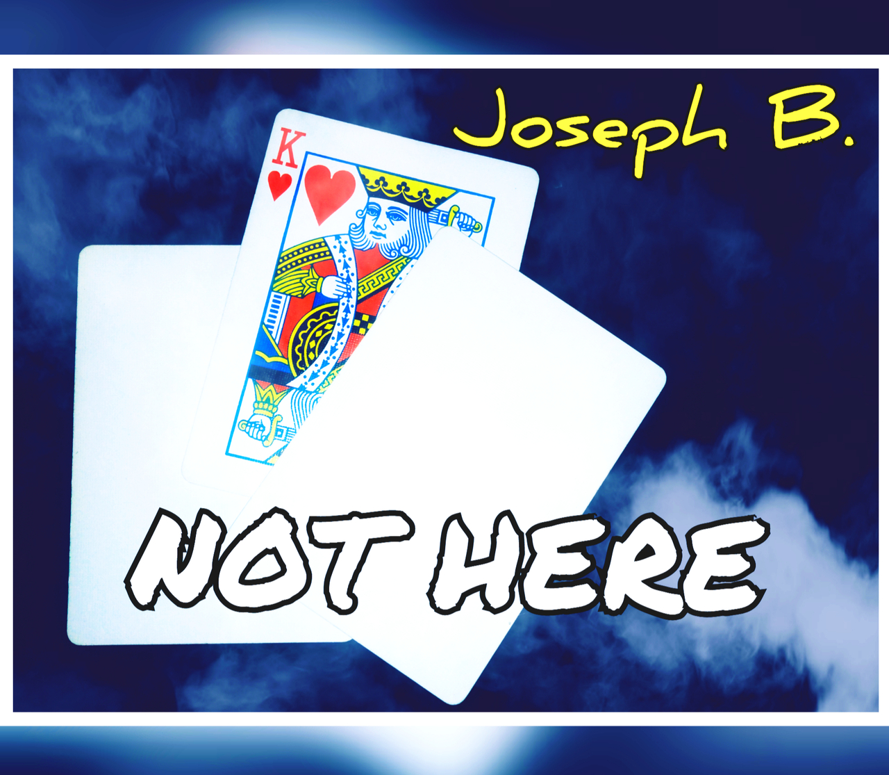 NOT HERE LOCATION by Joseph B. Instant Download