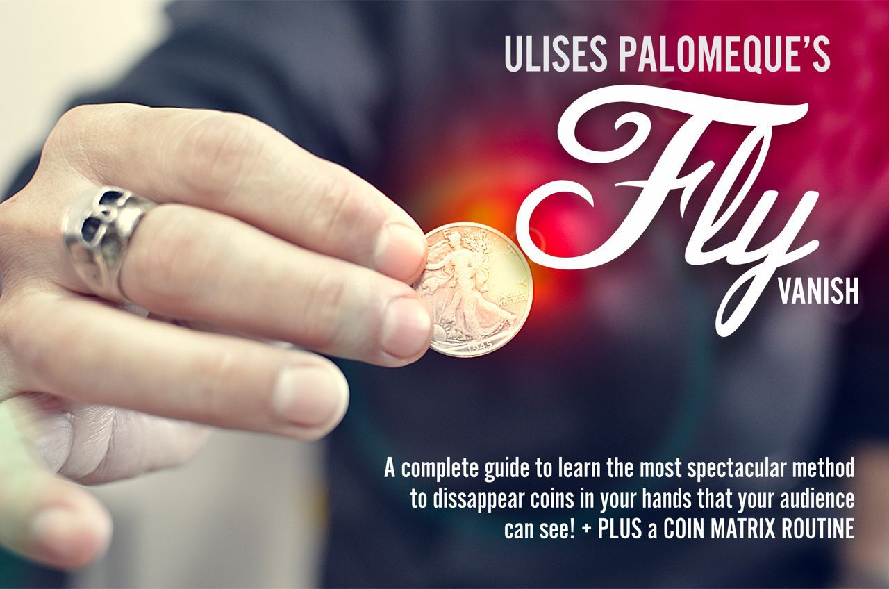 Fly Vanish by Ulises Palomeque Instant Download