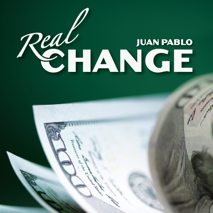 Real Change by Juan Pablo Instant Download
