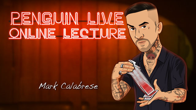 Mark Calabrese LIVE 2 Instant Download