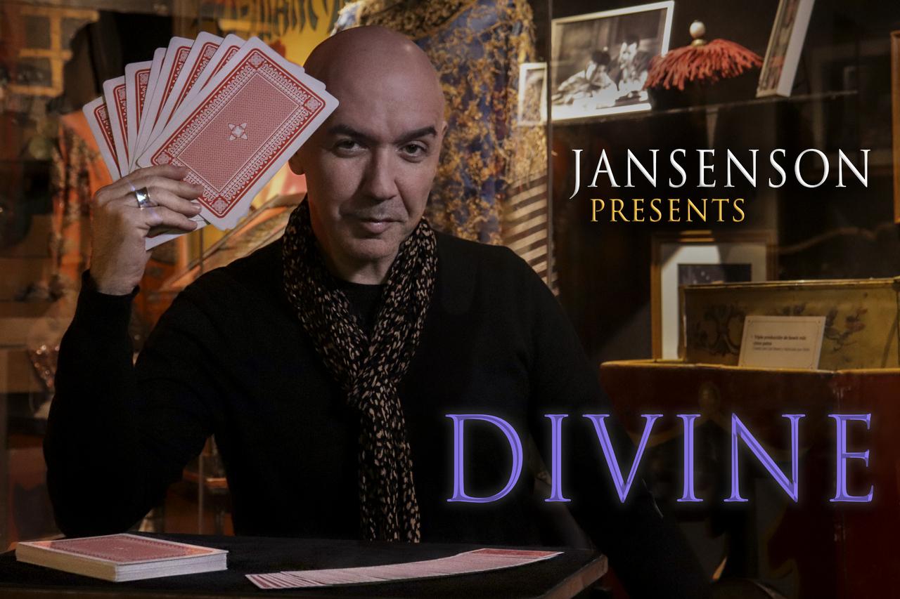 Image result for Norberto Jansenson - Divine