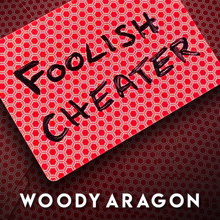 Foolish Cheater by Woody Aragon Instant Download