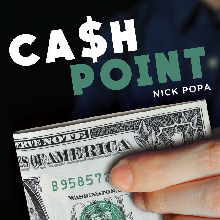 Cash Point by Nick Popa and Tyler Reed Instant Download