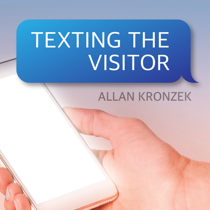 Texting The Visitor by Allan Kronzek Instant Download