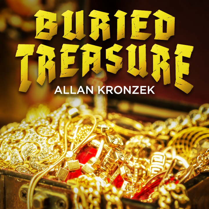Image result for Buried Treasure by Allan Kronzek