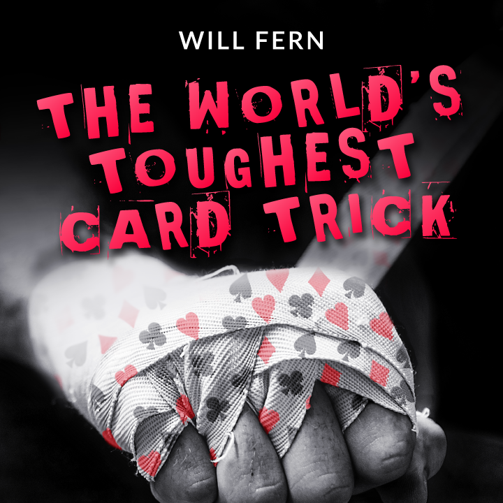 Image result for The World's Toughest Card Trick by Will Fern