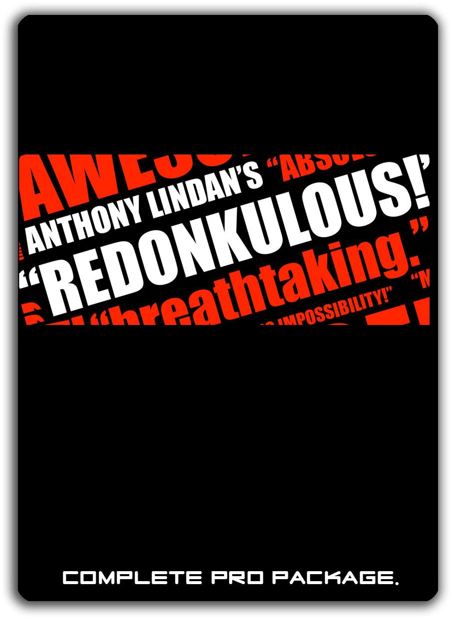 redonkulous anthony lindan