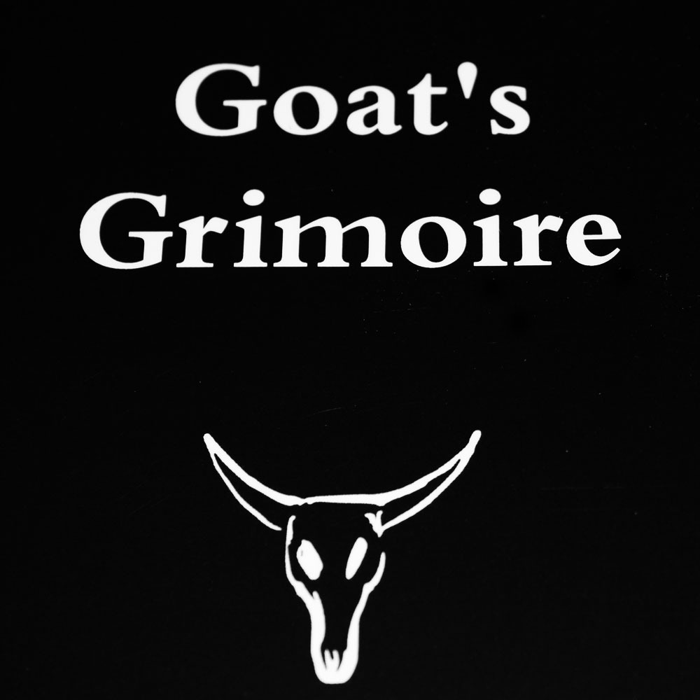 Goats Grimoire by Jose Prager Book + PDF Download