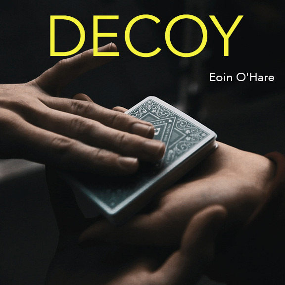 Decoy by Eoin O'Hare DVD + Gimmick
