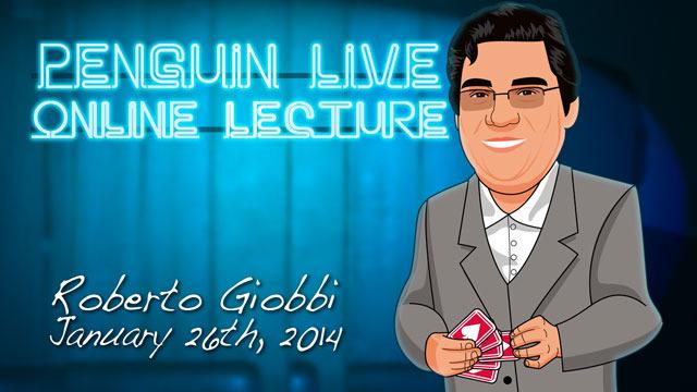Roberto Giobbi LIVE Instant Download