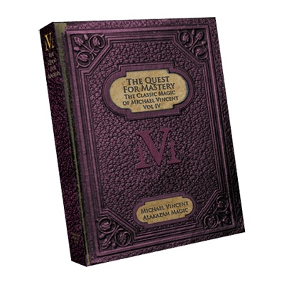 The Quest for Mastery (Limited Edition) by Michael Vincent