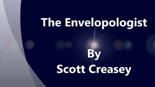 The Envelopologist by Scott Creasey DRM Protected Video Download