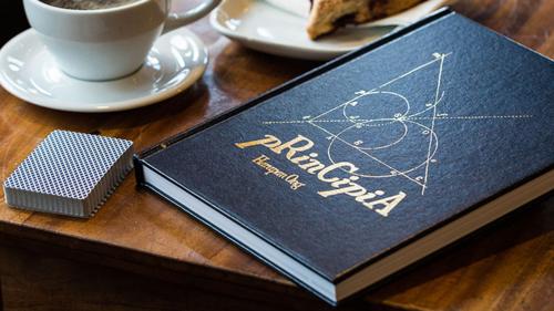 Book Principia by Harapan Ong