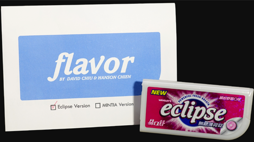 Flavor Eclipse Edition (Gimmicks and Online Instructions) by David ...