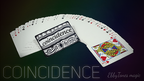Coincidence by Ebby Tones DRM Protected Video Download