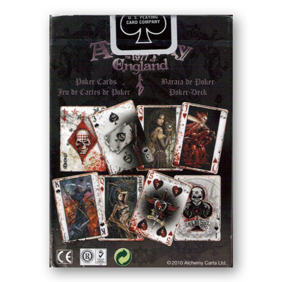 Alchemy Cards 2 by USPCC Trick