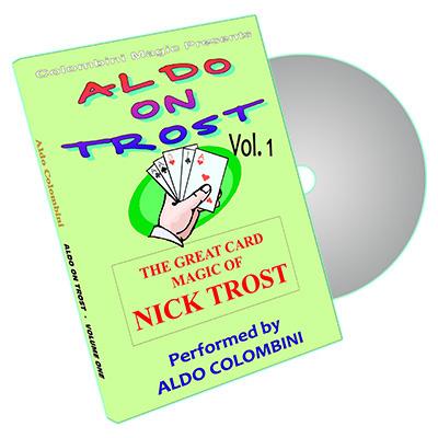 Aldo On Trost Vol. 1 by Aldo Colombini - DVD