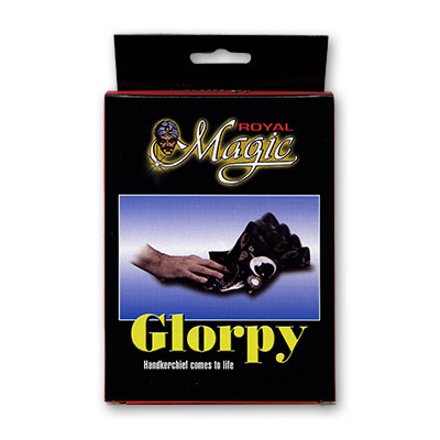 Inc handkerchief comes to life ghost haunte Magic Trick close-up Glorpy by Fun
