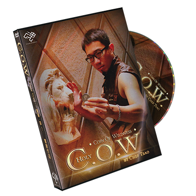Holy COW by Chef Tsao and Magic Soul - DVD