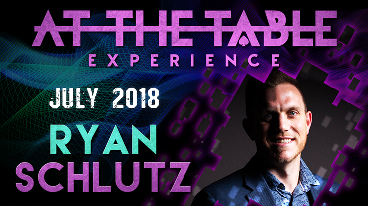 At The Table Live Ryan Schlutz July 18th, 2018 DRM Protected Video Download
