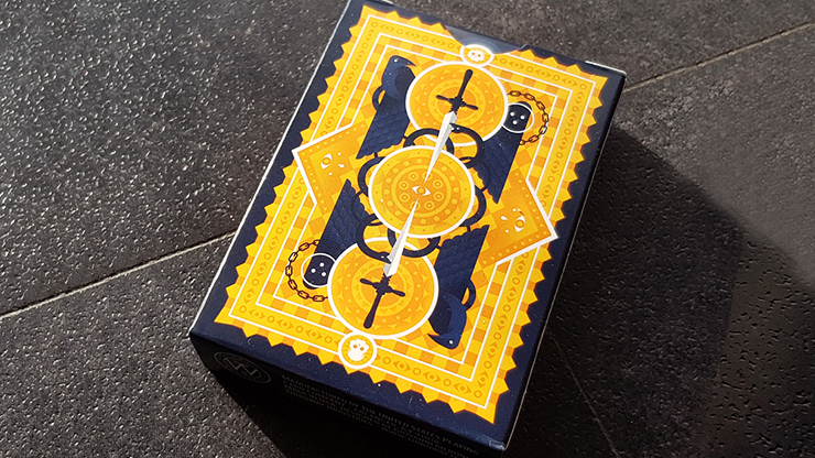 Betrayers Tenebra Playing Cards Limited Edition Deck by Giovanni Meroni USPCC