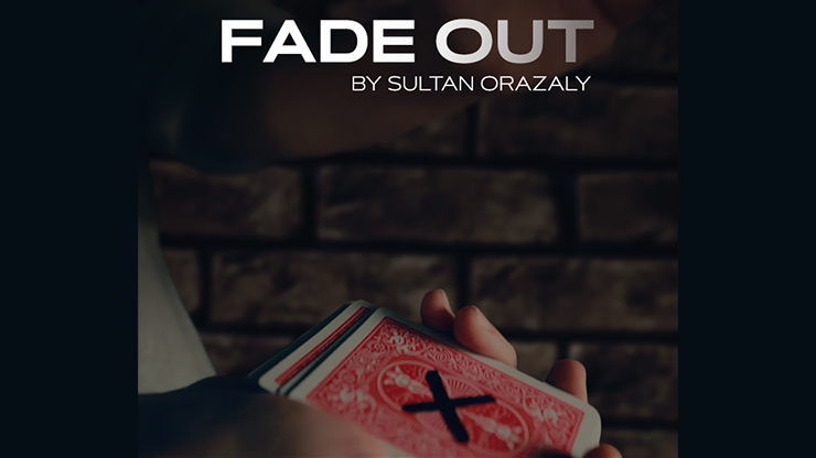 Fade Out by Sultan Orazaly - DVD