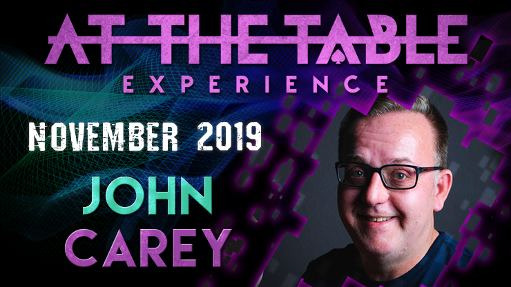 Image result for John Carey – At The Table Live Lecture 2