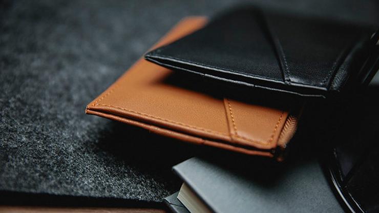 Black The Edge Wallet by TCC