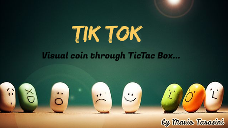Tik Tok by Mario Tarasini DRM Protected Video Download