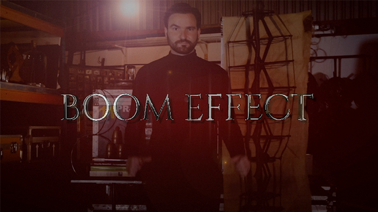 Boom by Fernando Mier DRM Protected Video Download