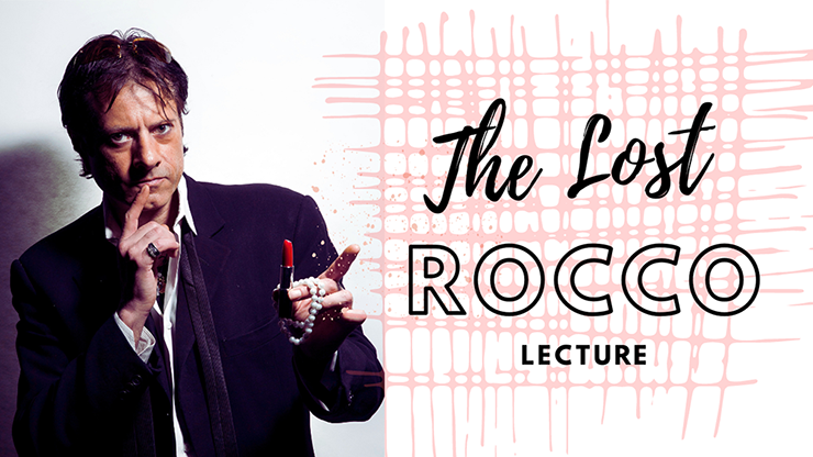 The Lost Rocco Lecture by Rocco Silano DRM Protected Video Download