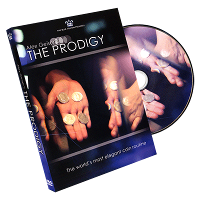 The Prodigy by Alex Geiser and The Blue Crown - DVD