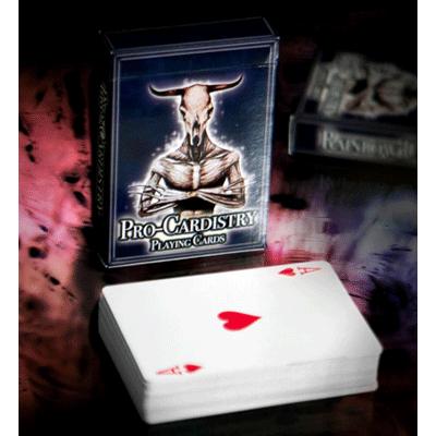Limited Edition Pro Cardistry Cards (April Fools Deck) by Handlordz, LLC