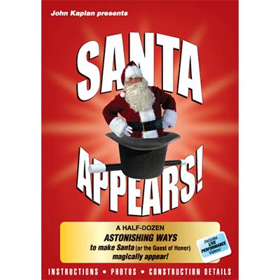 Santa Appears By John Kaplan Dvd