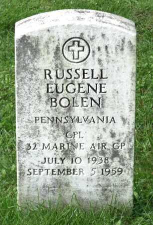 BOLEN, RUSSELL EUGENE - Adams County, Pennsylvania   RUSSELL EUGENE BOLEN - Pennsylvania Gravestone Photos