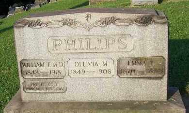 PHILIPS (CW), WILLIAM T. - Allegheny County, Pennsylvania | WILLIAM T. PHILIPS (CW) - Pennsylvania Gravestone Photos