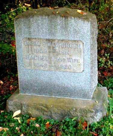 SWEARINGEN, RACHEL - Beaver County, Pennsylvania | RACHEL SWEARINGEN - Pennsylvania Gravestone Photos