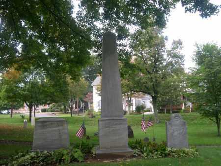 MCCAUSLIN, FAMILY - Bedford County, Pennsylvania | FAMILY MCCAUSLIN - Pennsylvania Gravestone Photos