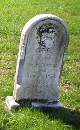 ZIMMERS, ANNA - Bedford County, Pennsylvania | ANNA ZIMMERS - Pennsylvania Gravestone Photos