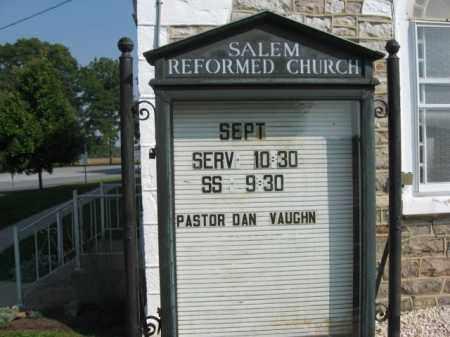 CHURCH CEMETERY, SALEM REFORMED - Berks County, Pennsylvania | SALEM REFORMED CHURCH CEMETERY - Pennsylvania Gravestone Photos