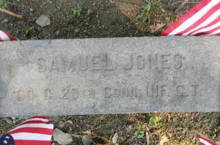 JONES (CW), SAMUEL - Berks County, Pennsylvania | SAMUEL JONES (CW) - Pennsylvania Gravestone Photos